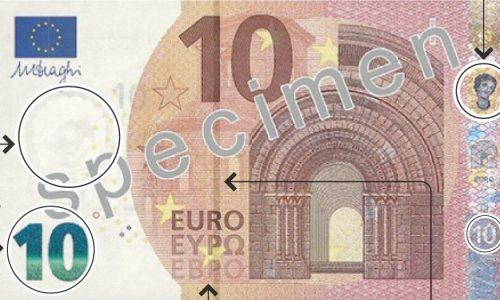 I nuovi 10 €uro: occhio alle truffe e alle fregature