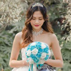 Interpretazione essere vestita da sposa