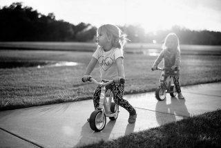 Sognare di pedalare in bici