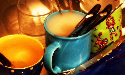 Come lavare bene i piatti