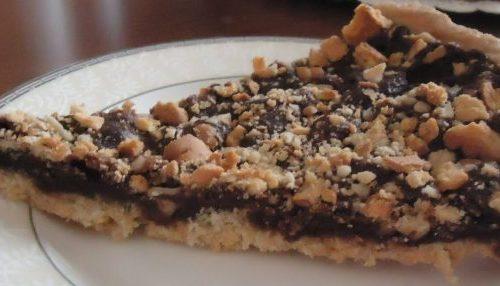 Ricetta antico dolce di cioccolato e mandorle