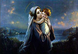 Significato sogno Madonna