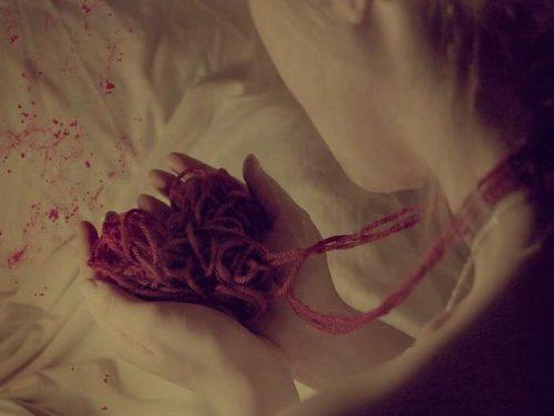 Cosa significa sognare il sangue