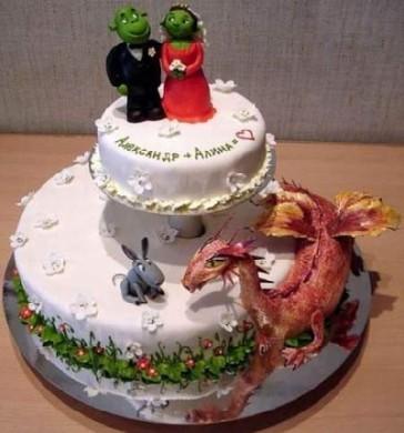 Torta strana