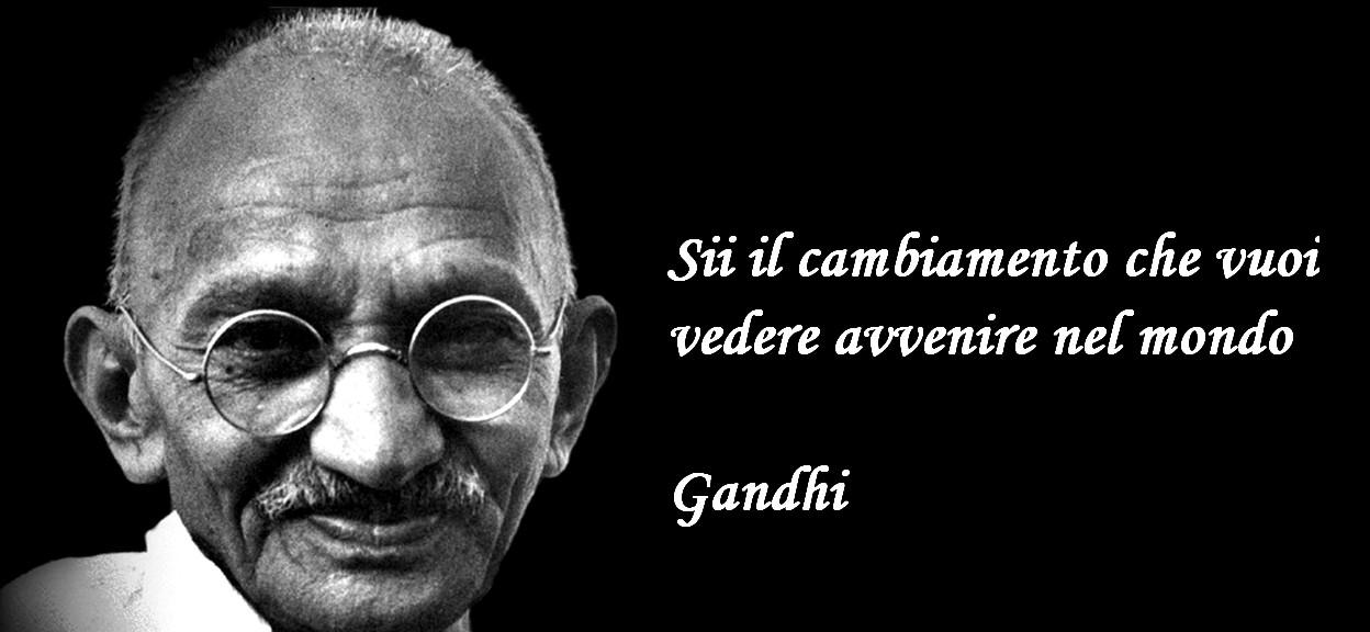 Frasi Gandhi