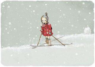Sognare di sciare in sogno