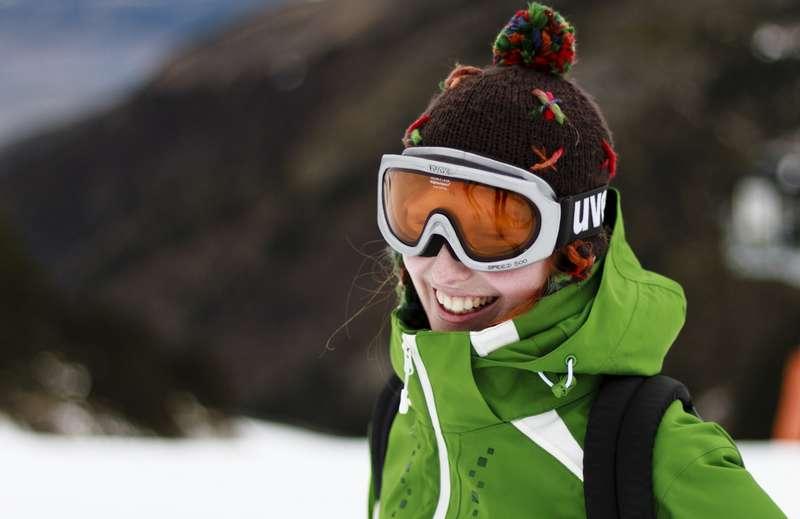 Sciare nei sogni