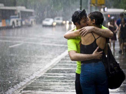 Cosa significa sognare la pioggia