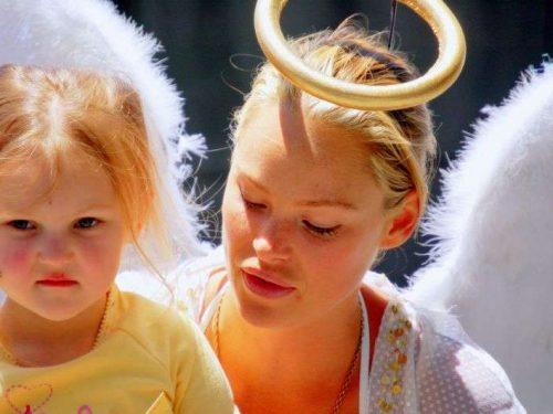 Cosa significa sognare un angelo
