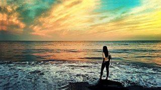 Spiaggia in sogno