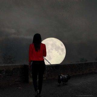 Significato sogno luna
