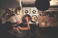 Sogno di cucinare