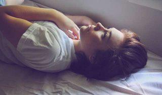 Piangere nel sonno