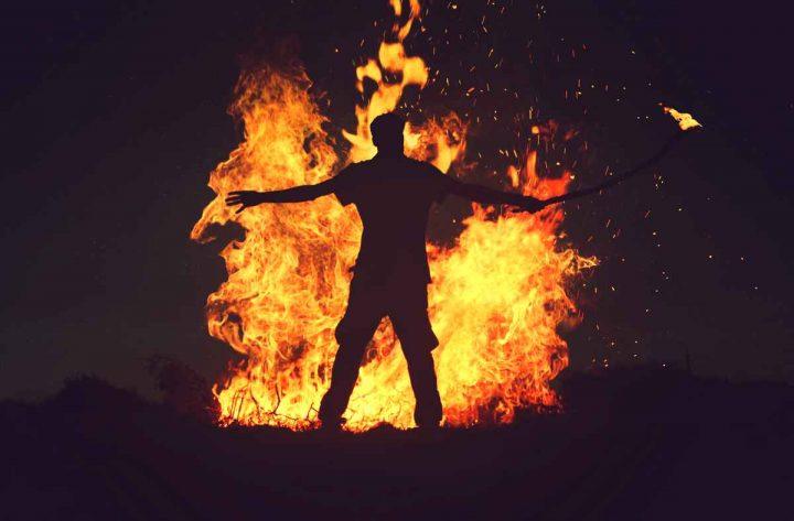 Cosa significa sognare il fuoco
