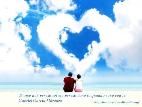 Frase Amore Gabriel Garcia Marquez