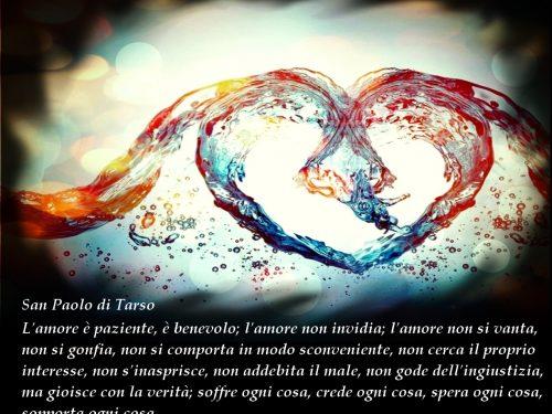 Frase amore San Paolo di Tarso