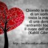 Frasi amore Khalil Gibran