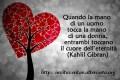 Frasi Amore Khalil Gibran - aforismi