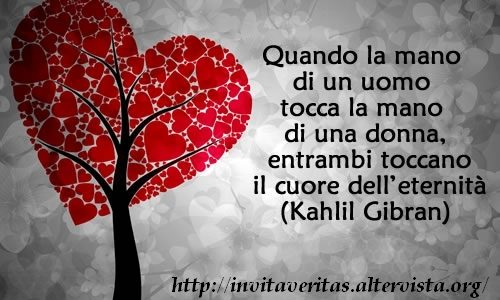 Frasi Amore Khalil Gibran – aforismi