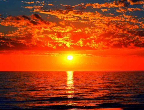 Cosa significa sognare un tramonto