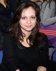 Giorgia Vasaperna , autrice di Like Lions