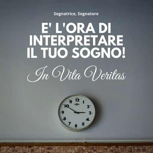 Icona del titolo blog In Vita Veritas - Interpretazione dei sogni
