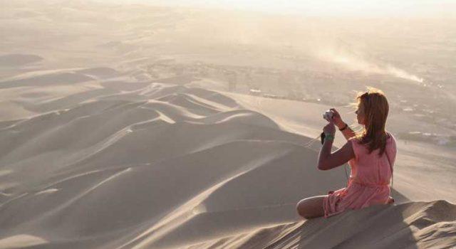 Fiabe brevi La Creazione dei deserti