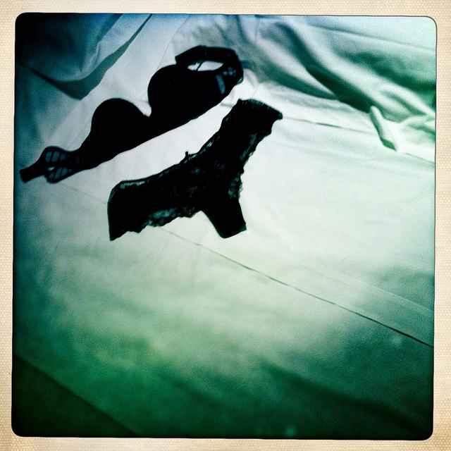 Sognare mutande nere
