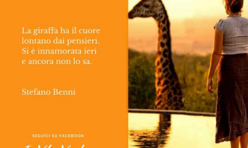 Cosa significa sognare una giraffa