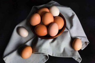 Sognare uova di gallina