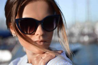 Sognare occhiali da sole