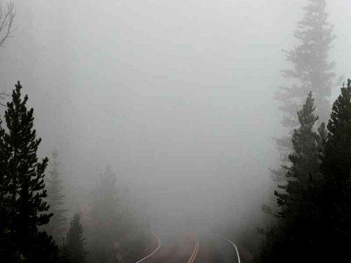 Cosa significa sognare la nebbia