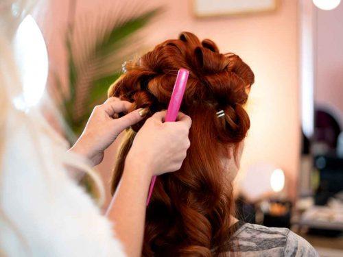 Sognare un parrucchiere